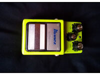 Ibanez SD9 Sonic Distortion Pedal Japan 1980s
