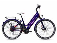 INFINITI Performance – trekking electric bicycle, 28'' wheels