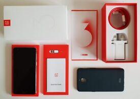 OnePlus 3 - 64GB - 6GB RAM - Oreo - Unlocked - Graphite Grey