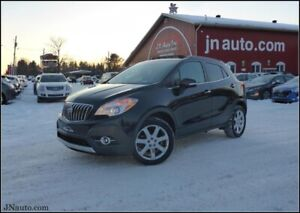 2016 Buick Encore Premium,AWD,Turbo,Cuir,Toit-ouvrant,GPS!