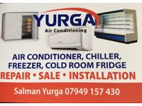 Airconditioning , Refrigeration, coldroom instalation , repairs and maintenance Emergency