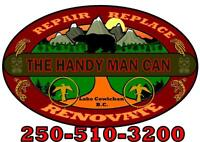THE HANDY MAN CAN