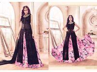 Indian Bollywood Ethnic Designer Anarkali Salwar Kameez Suit &Traditional UK-134