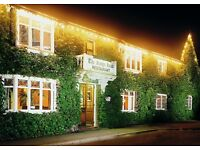 waiting staff required (Accommodation Available) great salary and tips