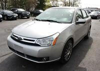 2009 Ford Focus SES Sun Roof, Leather Heated Seats Sirius Satell Windsor Region Ontario Preview