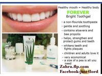 Aloe Vera Fluoride free Toothpaste