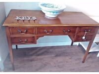Vintage / retro Contemporary Bradley's dressing table / console table