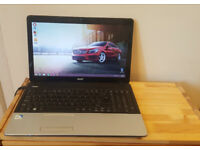 Laptop 15.6 in excellent working condition. Delivery options available.