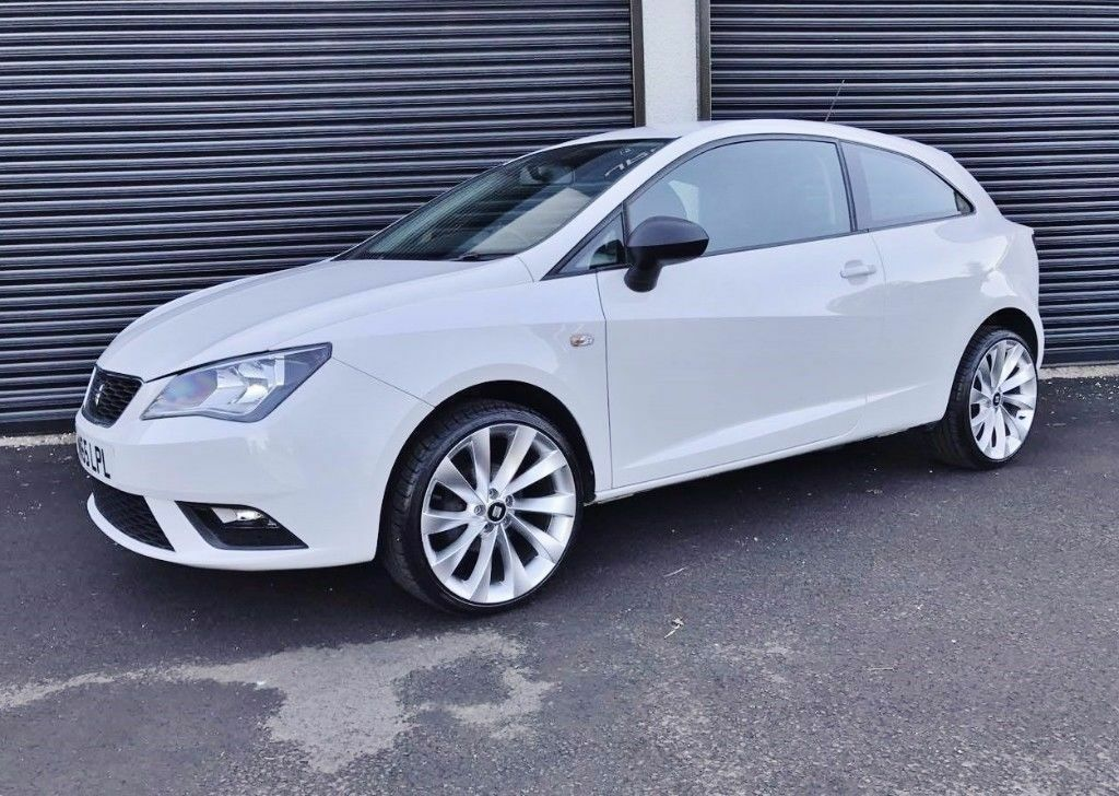2015 SEAT IBIZA 1.4 TOCA 3 DOOR NOT VW POLO GOLF LEON CORSA CLIO FIESTA AUDI A1 A3 MINI PICANTO