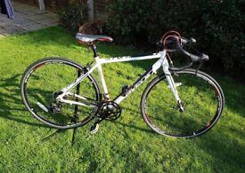 Avenir Perform Road Bike. 47cm Frame. 700C. Shimano STi 14 Speed