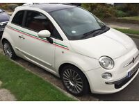 FIAT 500 SPORT FOR SALE- Would like to sell car as soon as possible