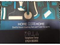 Cleaning Services Available