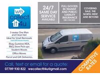 MAN AND VAN HIRE, FULLY INSURED REMOVALS, PROFESSIONAL SERVICE CHEAP & RELIABLE, URMSTON & DAVYHULME