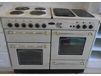 Victorian deluxe range cooker