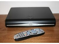 Sky HD + 500 Gb WIFI (WPS) Box and Remote