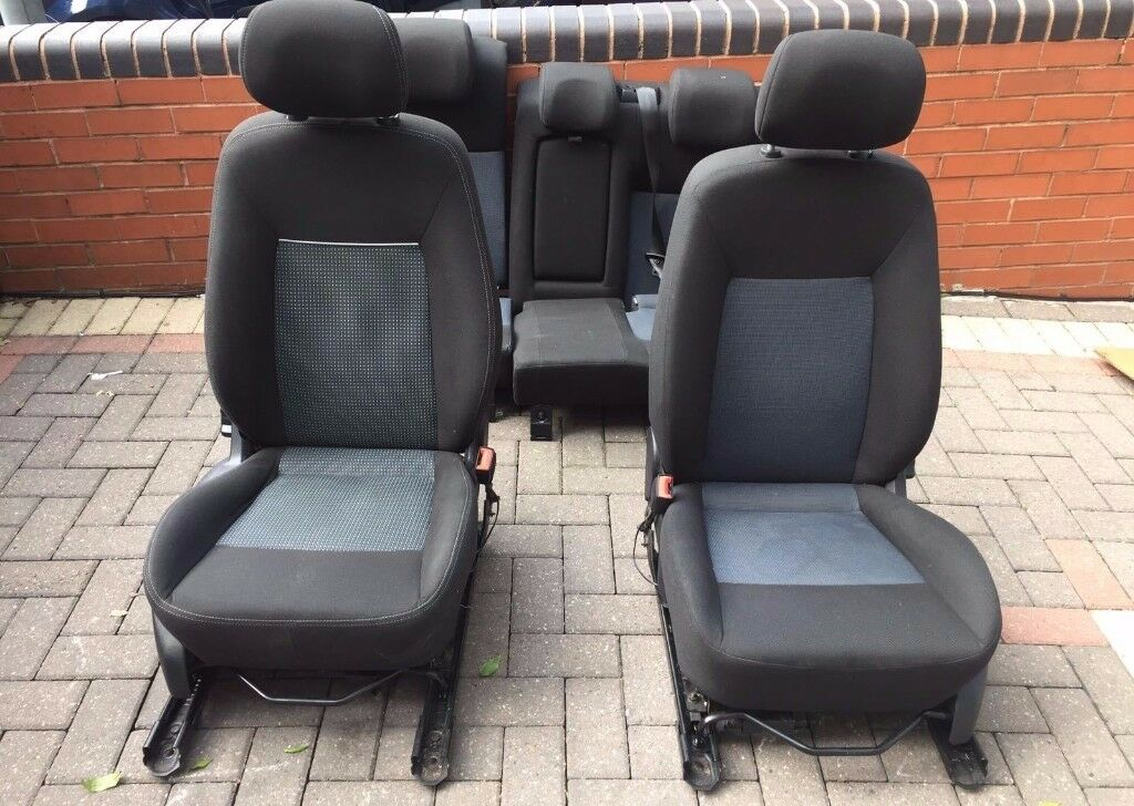 FORD MONDEO MK4 FRONT AND REAR SEATS
