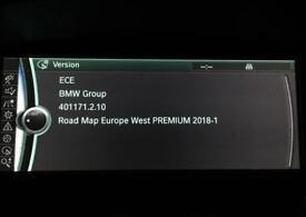 BMW E90, E91, E92, E93, E60, E61 CCC/CIC/NBT IDRIVE SYSTEM ROAD MAPS UPDATE 2018/1