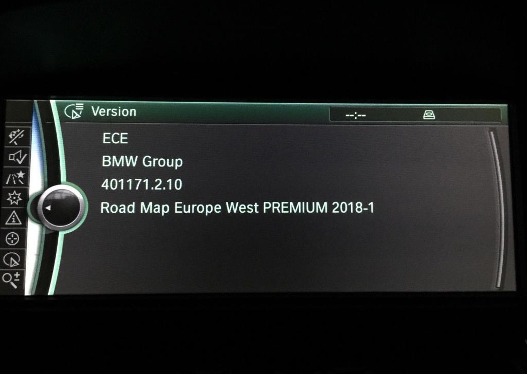 E61 lci sat nav update via usb e60/e61 2004-2010 bmw 5 series.