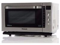 Microwave York – Panasonic Combination Microwave Oven, 1000 W - Stainless Steel.(Ref0124)
