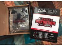 AKAI DRIVE 3 DISTORTION PEDAL