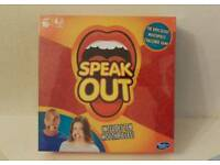 Speak Out Party Game With 10 Mouthpieces