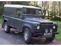 2006 Land Rover Defender 110 TD5