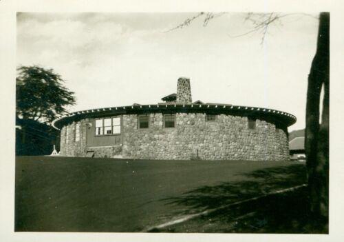 1946 Ft Shaftner, Honolulu Hawaii Photo golf course Officers Club locker house