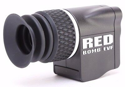 RED DIGITAL CINEMA RED BOMB EVF FOR RED CAMERA. EPIC. DRAGON. FREE SHIPPING.