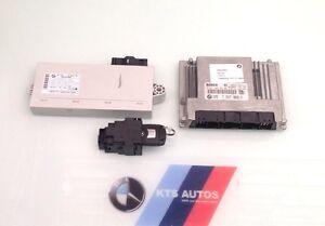 BMW-E87-116i-MOTOR-DME-ECU-CAS-Llave-Set-7557809