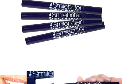 Smilebriter Teeth Whitening Gel Pens White Smile - $31.18