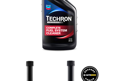 Chevron Techron Concentrate Plus Fuel System Cleaner - 12 Oz. Pack - 1 - $11.70