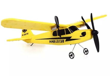 REMOTE CONTROL PLANE PIPER RC TOY
