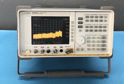 Agilent Keysight 8564ec Spectrum Analyzer 9 Khz - 40 Ghz Opt 007 Calibrated