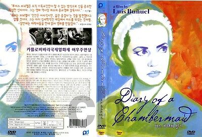 Diary Of A Chambermaid (1964) - Luis Bunuel  DVD NEW