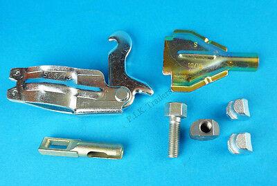 Brake Shoe Service Kit, Expander, Adjuster, Half Shell & Cable Eyelet for Knott