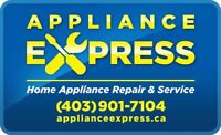 *APPLIANCE REPAIR*  WasherDryer DishwasherFridgeOven SameDAY