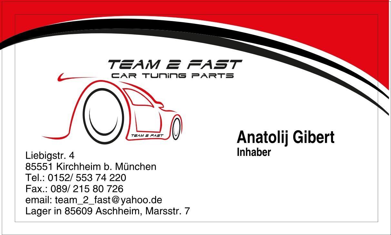 team-2-fast