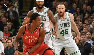 Raptors vs Celtics fri oct 19