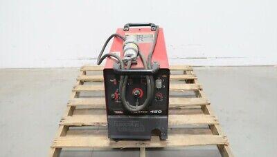 Lincoln Electric K2882-2 Flextec 450 Multiprocess Welder 400a Amp 36v-dc 575v-ac