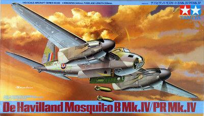 Tamiya 61066 De Havilland Mosquito B-Mk.IV/ PR Mk.IV 1/48 scale kit