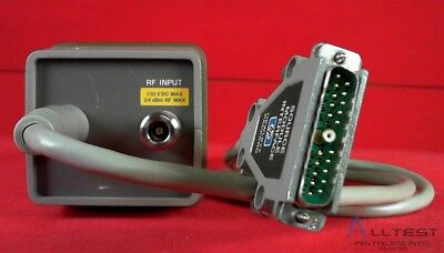 Hp Agilent 83554a Millimeter-wave Source Module 26.5 Ghz To 40 Ghz