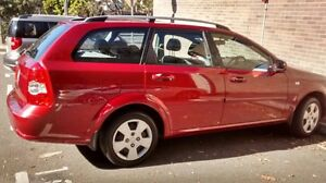 2007 Holden Viva Wagon $ 4900 Lane Cove Lane Cove Area Preview
