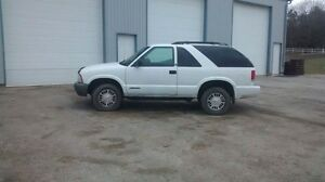 1998 GMC JIMMY LOW KM!!!!!