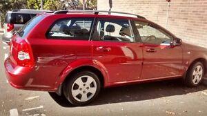 2007 Holden Viva Wagon Lane Cove Lane Cove Area Preview