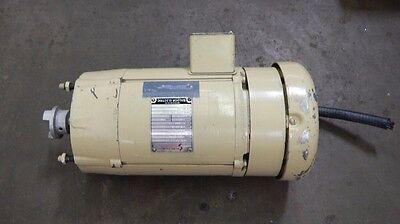Baldor 27f59-1196 1hp Dc Electric Motor 180v 1750rpm 26c Frame