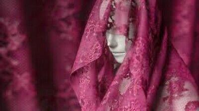 Nuevo Rojo Mujer Falda Botón Para Largo Suelo Longitud Cubierta