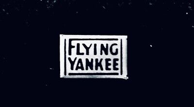 Lionel 616 Flying Yankee Nose Plate