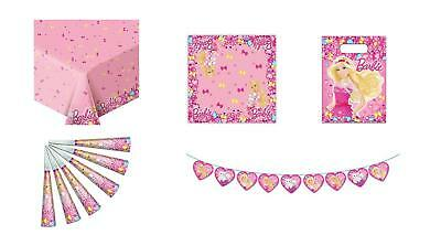 - Barbie Party Supplies