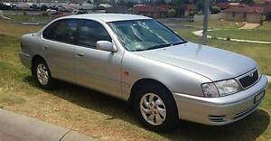 2001 Toyota Avalon Sedan Englorie Park Campbelltown Area Preview