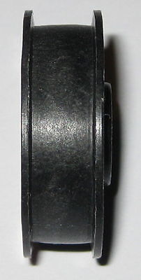 Thermoplastic Drive Belt Pulley - 8 Mm Id - 27 Mm Belt Seat Diameter - 7 Mm Wide